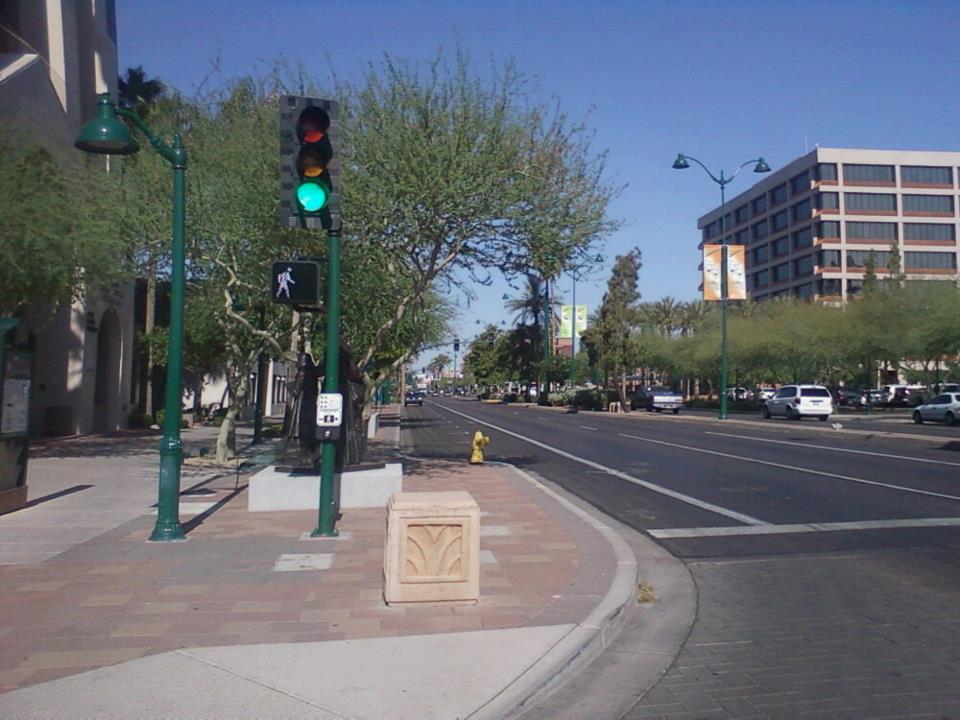Downtown in Tempe